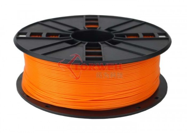PLA Filament, 1.75mm, Orange