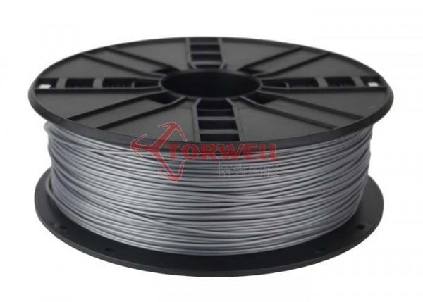 ABS Filament, 1,75mm, Silber