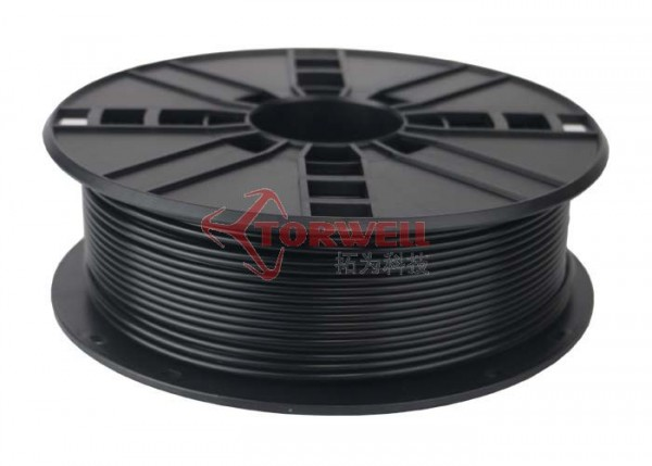 PLA Filament, 3,00mm, Schwarz