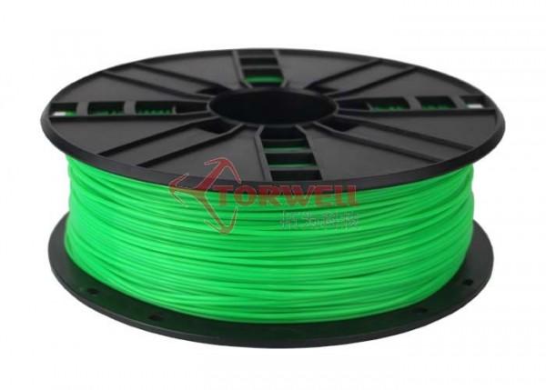 PLA Filament, 1.75mm, Green