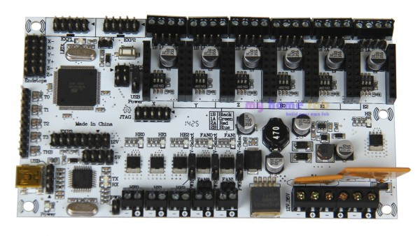 RUMBA RepRap Controller (board only)