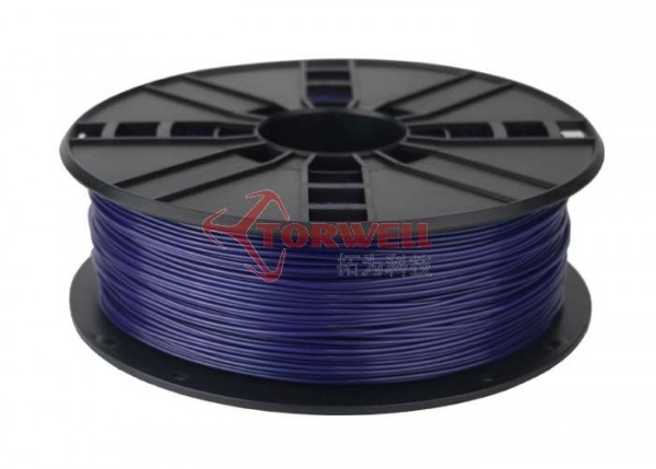 PLA Filament, 1.75mm, Galaxy Blue