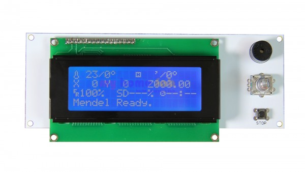 LCD Smart Controller (with wiring)