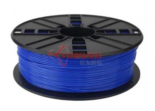 PLA Filament, 1.75mm, Blue