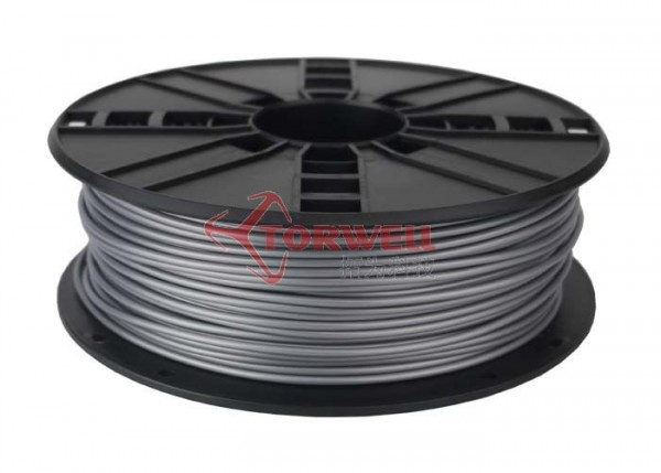 ABS Filament, 3.00mm, Silver